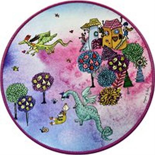 Yenkee Mousepad Fantasy YPM 1020PK - Ροζ