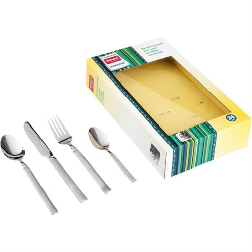 Lamart αξεσουάρ κουζίνας set μαχαιροπίρουνα lt5003