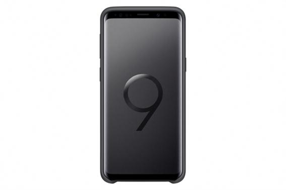 Samsung Silicone Cover S9 Black
