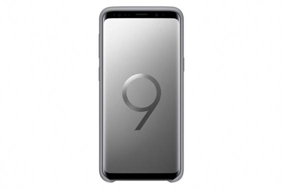 Samsung Silicone Cover S9 Gray
