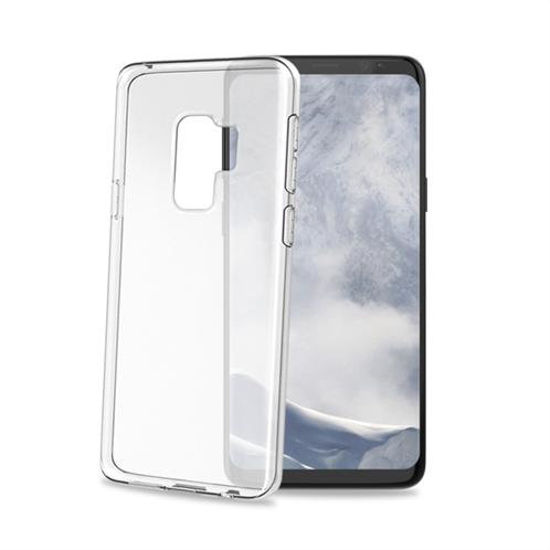 Celly Θήκη Κινητού Διάφανη Case Gelskin Transparent Samsung Galaxy S9 Plus