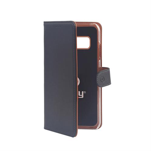 Celly Case Wally Samsung Galaxy S10 E Black