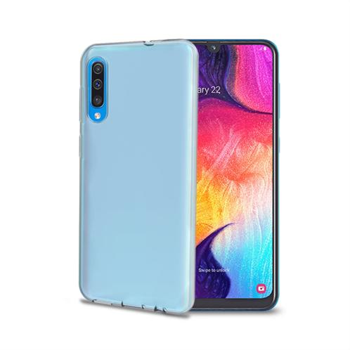Celly Case Gelskin Transparent Samsung Galaxy A50