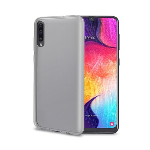 Celly Case Gelskin Transparent Samsung Galaxy A70