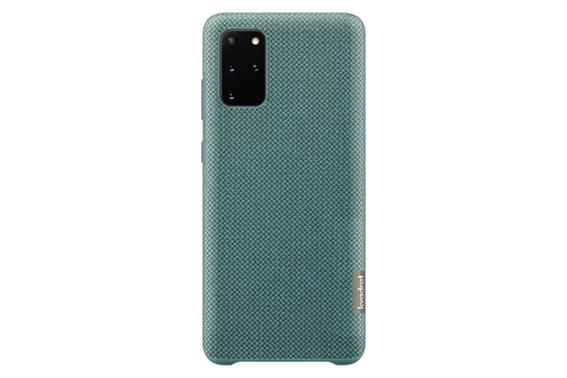 Samsung Kvadrat Cover S20+ Μαύρο