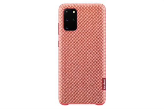 Samsung Kvadrat Cover S20+ Κόκκινο