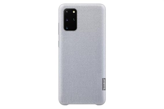 Samsung Kvadrat Cover S20+ Γκρί
