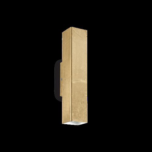 Ideal Lux Φωτιστικό Τοίχου - Απλίκα Πολύφωτο SKY AP2 ORO 136899