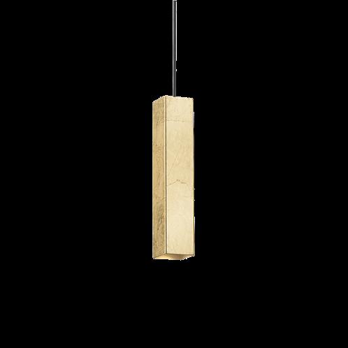 Ideal Lux Κρεμαστό Φωτιστικό Οροφής Μονόφωτο SKY SP1 ORO 136936