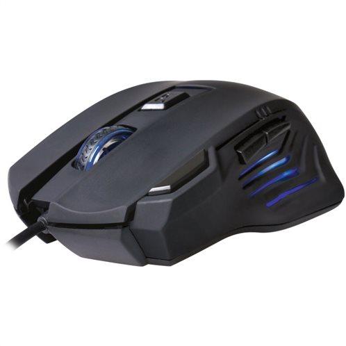 NOD Ενσύρματο Gaming ποντίκι με ανάλυση έως και 2400dpi G-MSE-2S