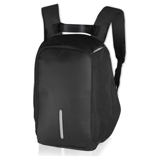 NOD Αnti-theft σακίδιο πλάτης για laptop 15,6'' CitySafe Black Edition