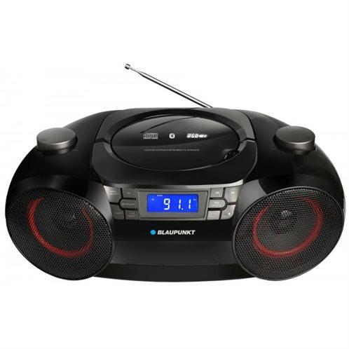 BLAUPUNKT Boombox FM CD/MP3/USB/AUX 12Watt