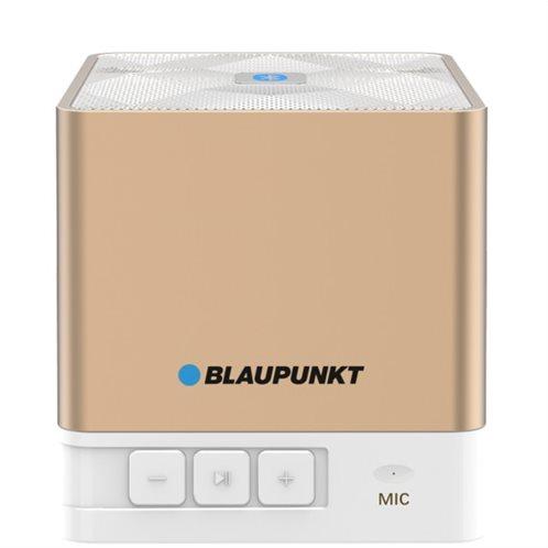 BLAUPUNKT ΦΟΡΗΤΟ ΗΧΕΙΟ FM/SD/USB/BLUETOOTH GOLD