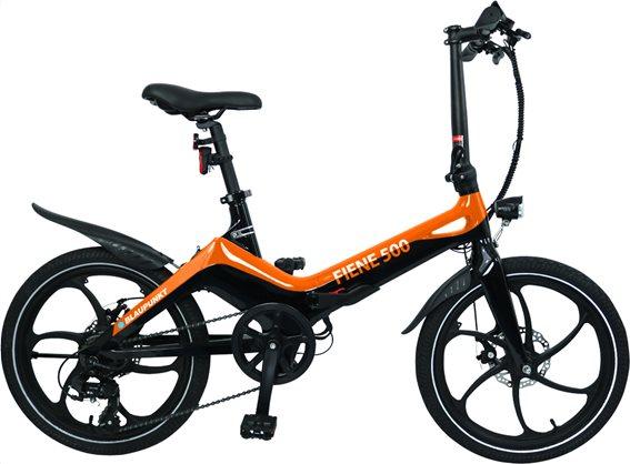BLAUPUNKT Αναδιπλούμενο Ηλεκτρικό Ποδήλατο FIENE500