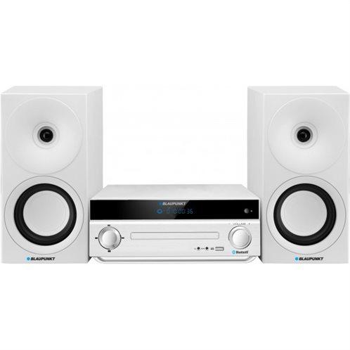 Blaupunkt Micro system με Bluetooth CD / MP3 / USB / AUX λευκό MS30BT