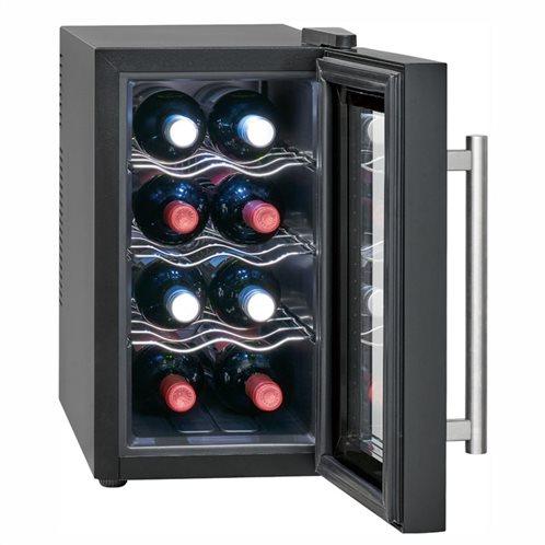 PROFI COOK Συντηρητής κρασιών χωρητικότητας 8 μπουκαλιών (21L), 65W, PC-GK 1163