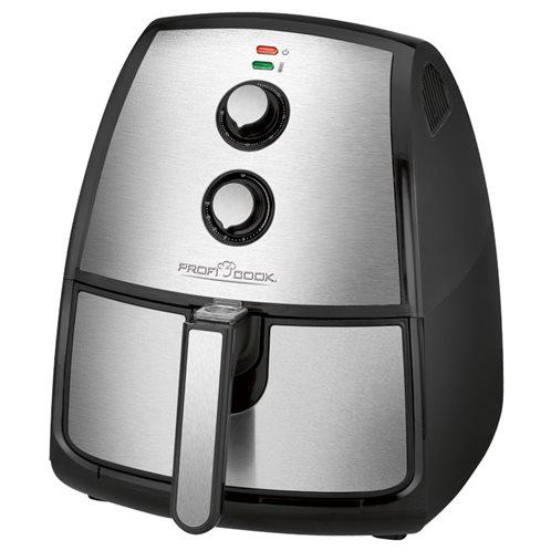 PROFI COOK Ανοξείδωτη φριτέζα Ηot Air Fryer 3.5L, 1500W, PC-FR 1115