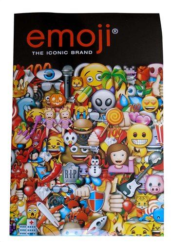 Emoji Τετράδιο Καρφίτσα B5 40 Φύλα Paxos 167660