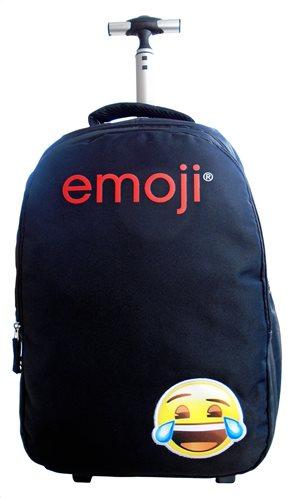 "Emoji Τρόλεϋ Σακίδιο 18"" (168010)"