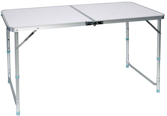 Campus Τραπέζι Πτυσσόμενο Αλουμινίου 171-0843