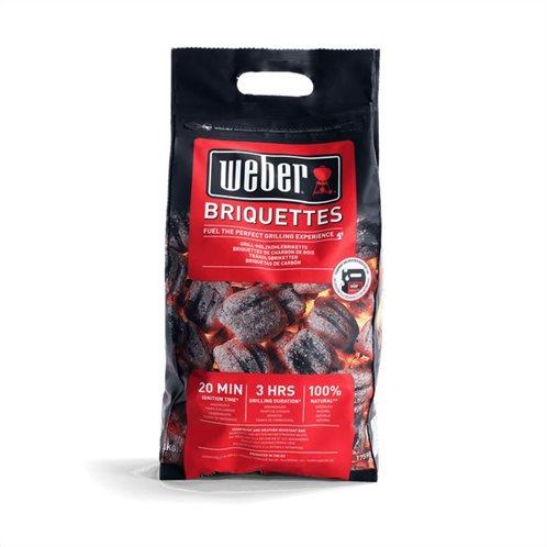 Μπρικέτες Weber 4kg