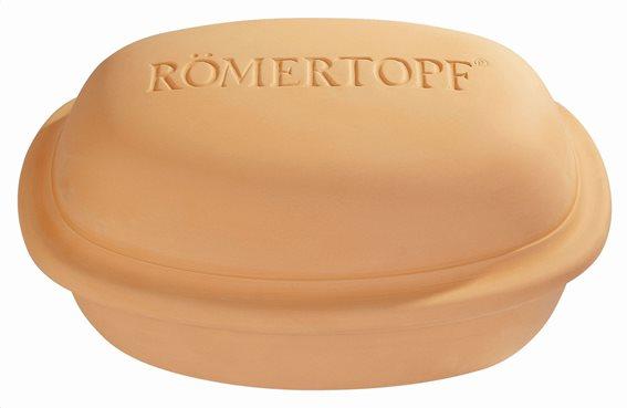 Roemertopf Πήλινο Σκεύος Παραλληλόγραμμο Roman 36Χ26,5Χ19cm - 4,5lt