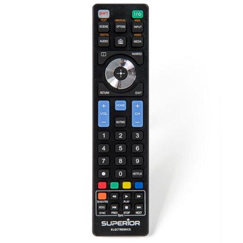 SUPERIOR Τηλεχειριστήριο αντικατάστασης για τηλεοράσεις SONY READY TO USE