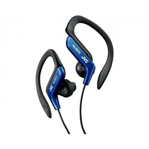 JVC Ear-Clip  αθλητικά ακουστικά  HAEB75AE Μπλε
