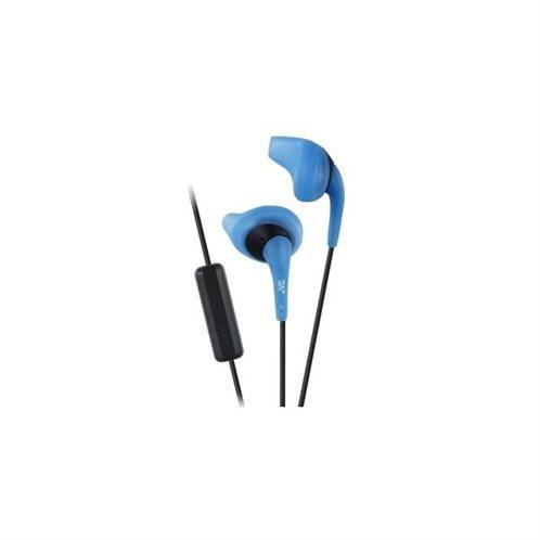 "JVC ""Gumy sport"" in-ear Ακουστικά Handsfree ΗΑ-ΕΝR15 Μπλε"