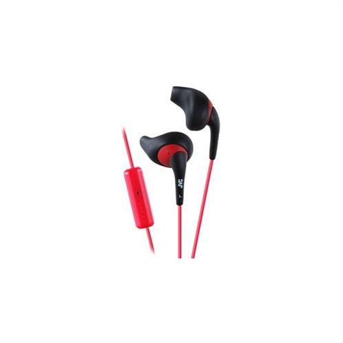 "JVC ""Gumy sport"" in-ear Ακουστικά Handsfree ΗΑ-ΕΝR15 Μαύρο"