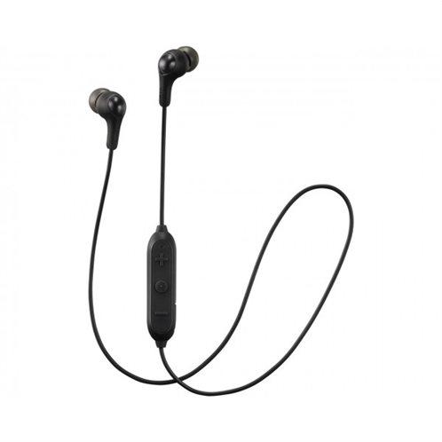 """Ασυρματα ακουστικά Bluetooth in-Ear """"Gumy"""" με μικρόφωνο και 3 κουμπιά HAFX9BT Μαύρο"""