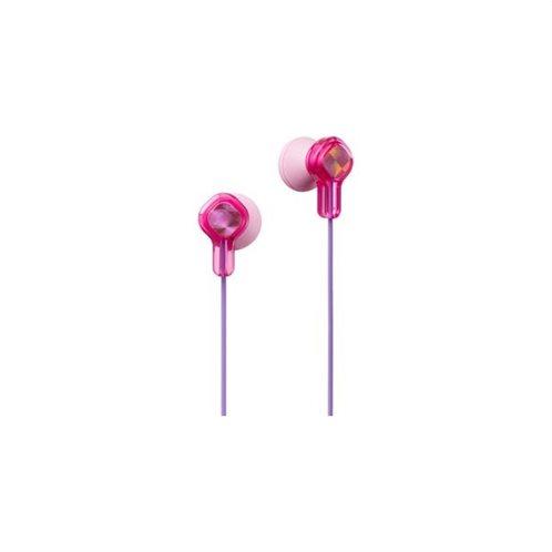 JVC Παιδικά Ακουστικά HAKD1PE ροζ