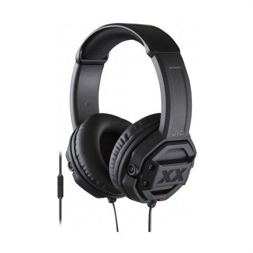 JVC Ακουστικά Xtreme Xplosives Dual Extreme Bass Port με mic και remote HAMR60E