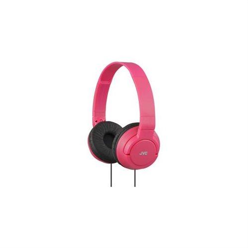 JVC On Ear Ακουστικά Κεφαλής HA-S180R κόκκινο