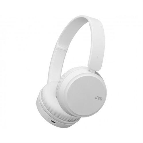 JVC Ακουστικά Bluetooth HAS35BN με λειτουργία αύξησης μπάσων White