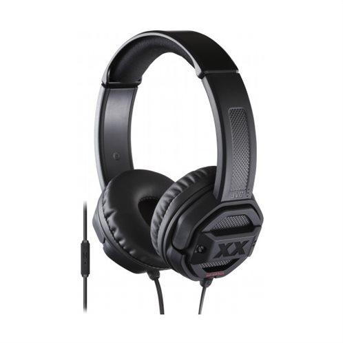 JVC Ακουστικά Xtreme Xplosives Dual Extreme Bass Port με mic και remote HASR50X