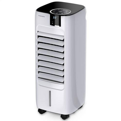 THOMSON Air cooler με λειτουργία ψύξης μέσω εξάτμισης νερού και οθόνη LED, THRAF575E