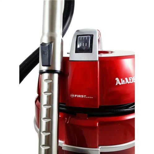 First Austria FA 5546 3 RE Κόκκινη Ηλεκτρική σκούπα για υγρά