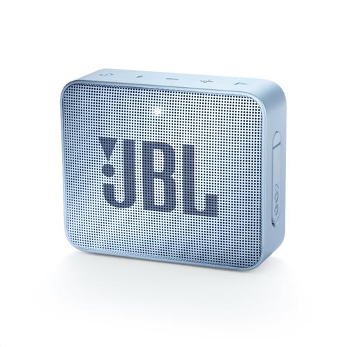 JBL GO 2 φορητό Bluetooth ηχείο (Cyan)
