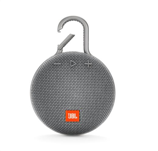JBL Clip 3 φορητό Bluetooth ηχείο Αδιάβροχο IPX7 (Grey)