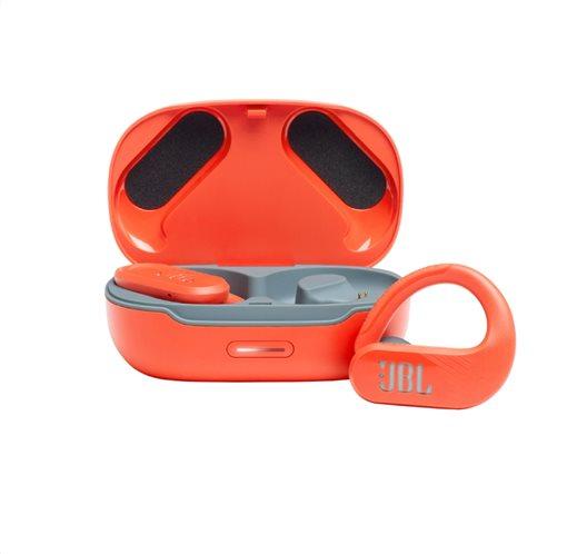 JBL Endurance Peak II, True Wireless Sport Headphones, IPX7, (Coral)
