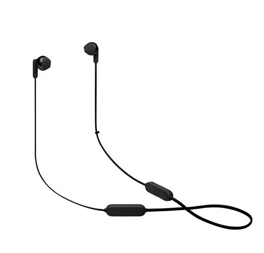JBL Bluetooth Ακουστικά Tune 215BT Black