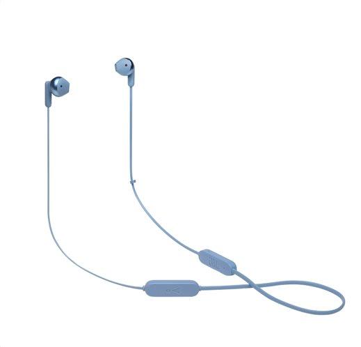JBL Bluetooth Ακουστικά Tune 215BT Blue