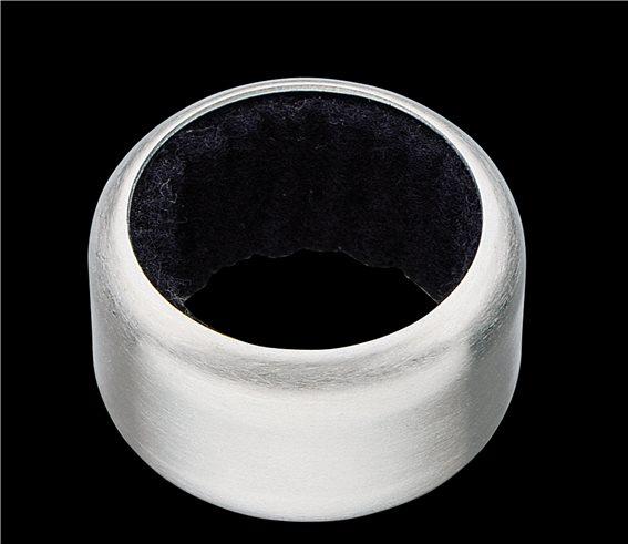 Cilio Δαχτυλίδι Μπουκαλιών Ανοξείδωτο Ματ