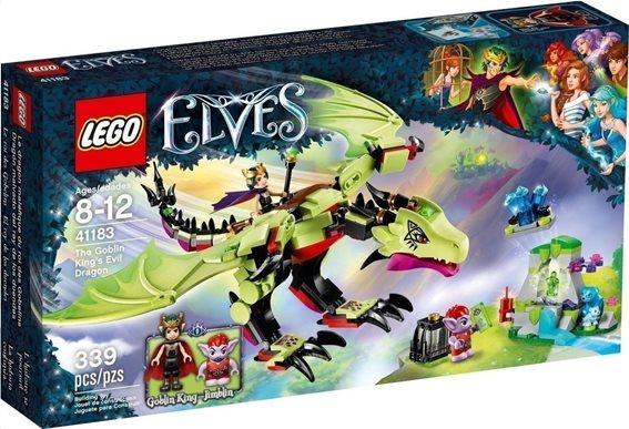 LEGO® ο μοχθηρός δράκος του βασιλιά των γκόμπλιν
