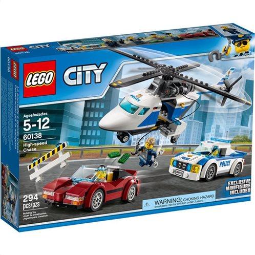 LEGO® καταδίωξη σε υψηλή ταχύτητα