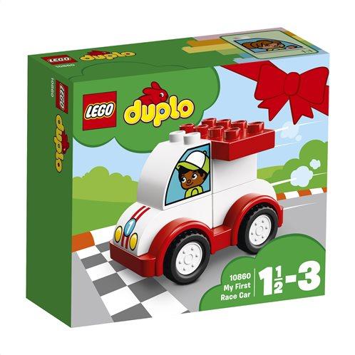 LEGO Duplo My First Race Car 10860 Το Πρώτο Μου Αγωνιστικό Αυτοκίνητο