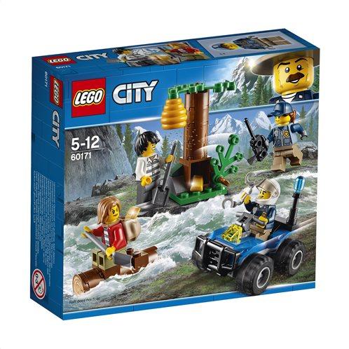 LEGO City Mountain Fugitives 60171 Φυγάδες στο Βουνό