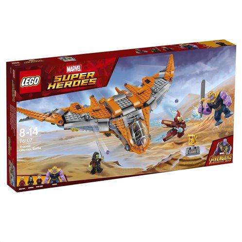 LEGO® θάνος: η απόλυτη μάχη