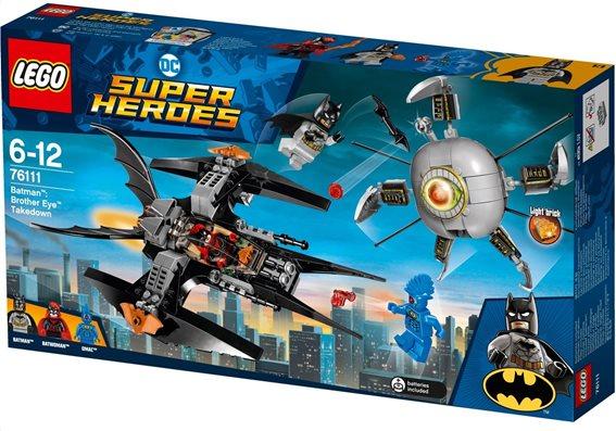 LEGO® batman: brother eye takedown